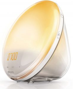 Philips HF3520 Colored Sunrise Simulation Wake-Up Light