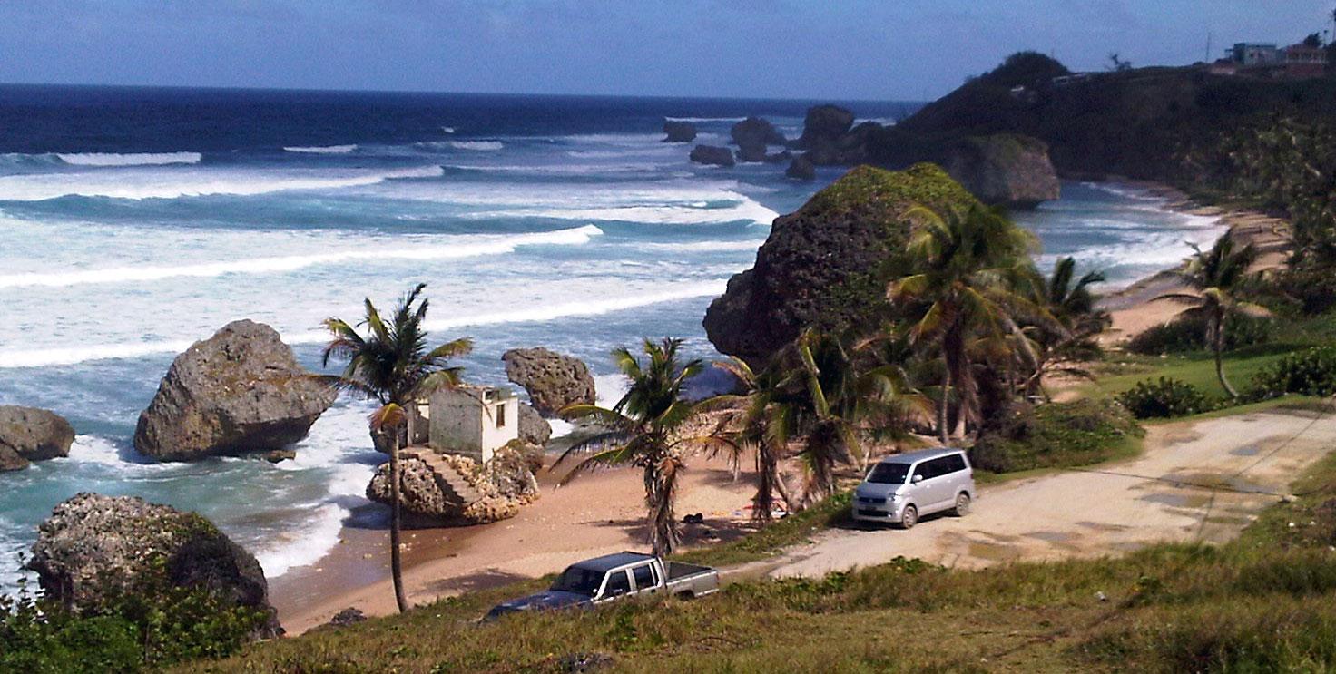 Barbados East Coast Cropped Shine A Light On Sad