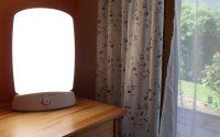 SAD Light by window