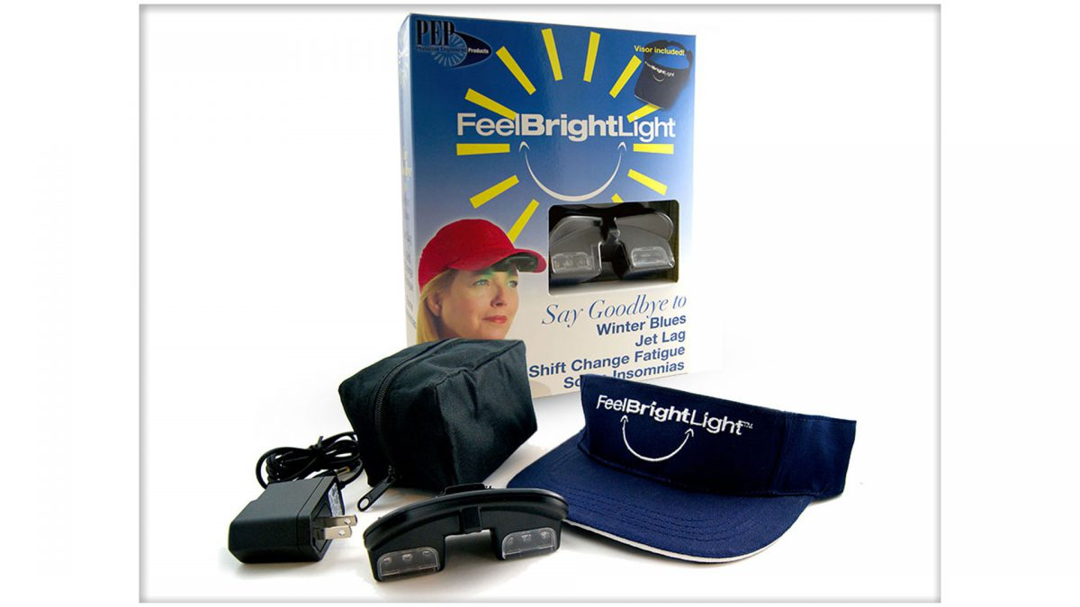 Deluxe Feel Bright Light Portable Light Therapy Review
