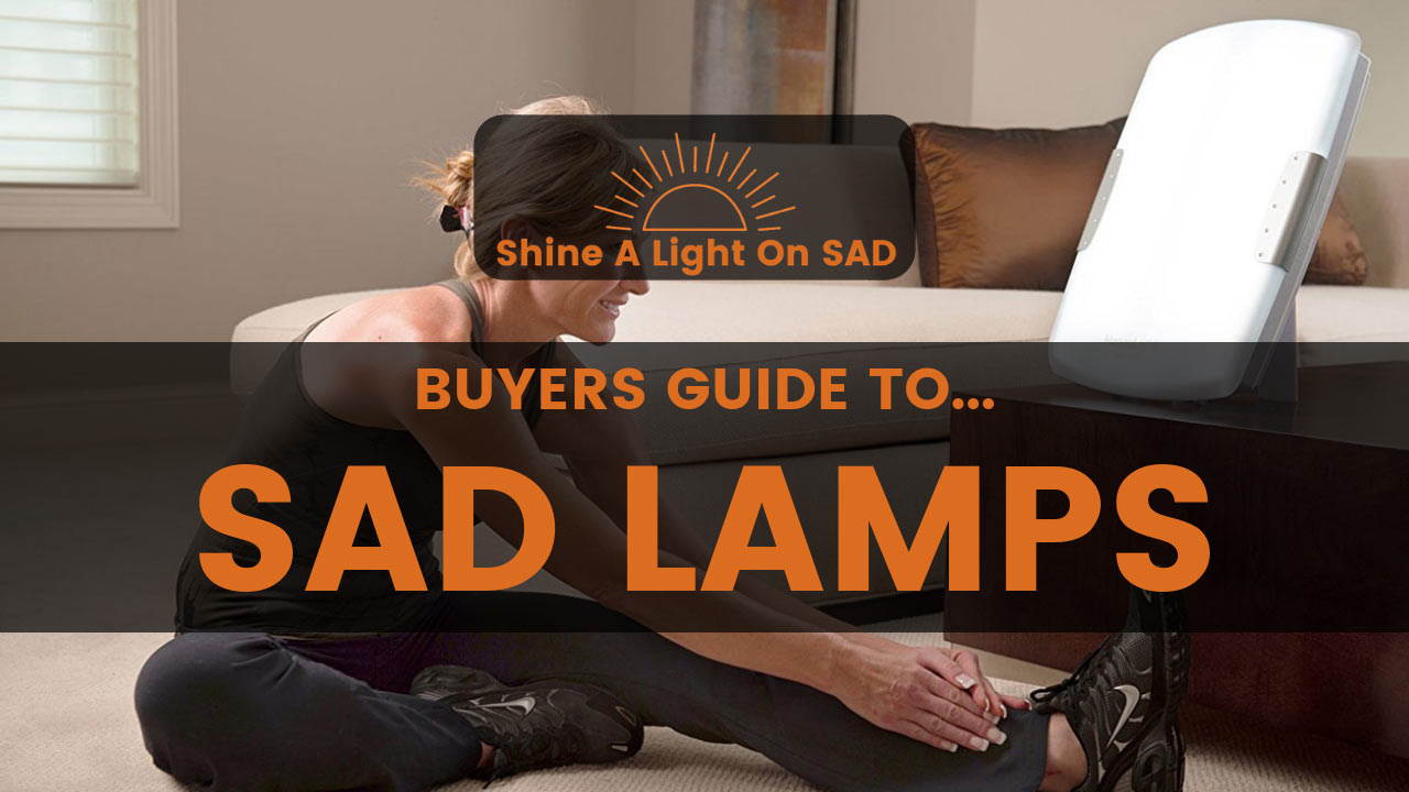 Best SAD Lamps Header