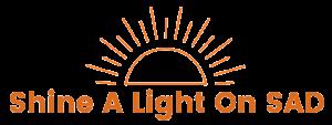 Shine A Light On SAD Logo