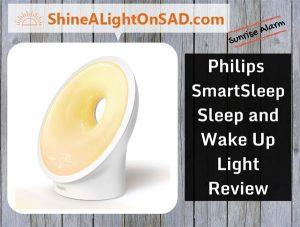Philips SmartSleep Sleep and Wake Up Light