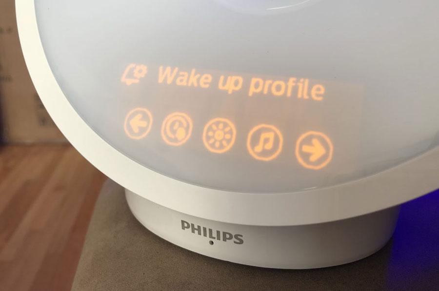 Philips SmartSleep display