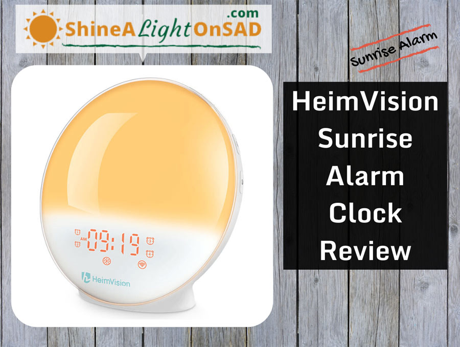 HeimVision Sunrise Alarm Clock header