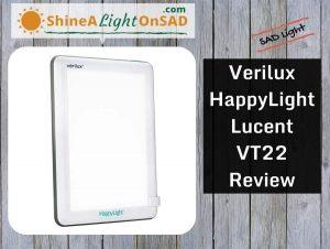 Verilux HappyLight Lucent VT22