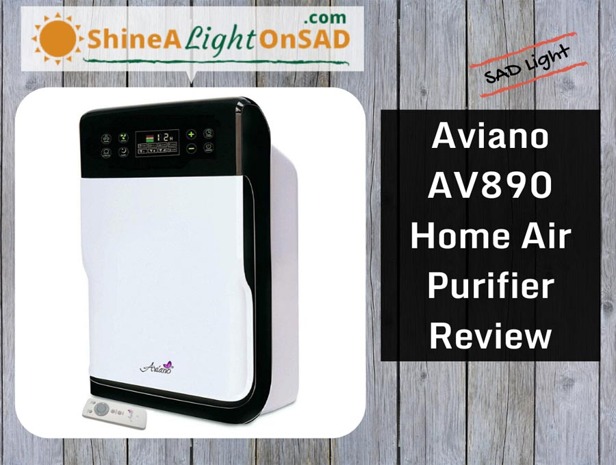 Aviano AV890 Home Air Purifier