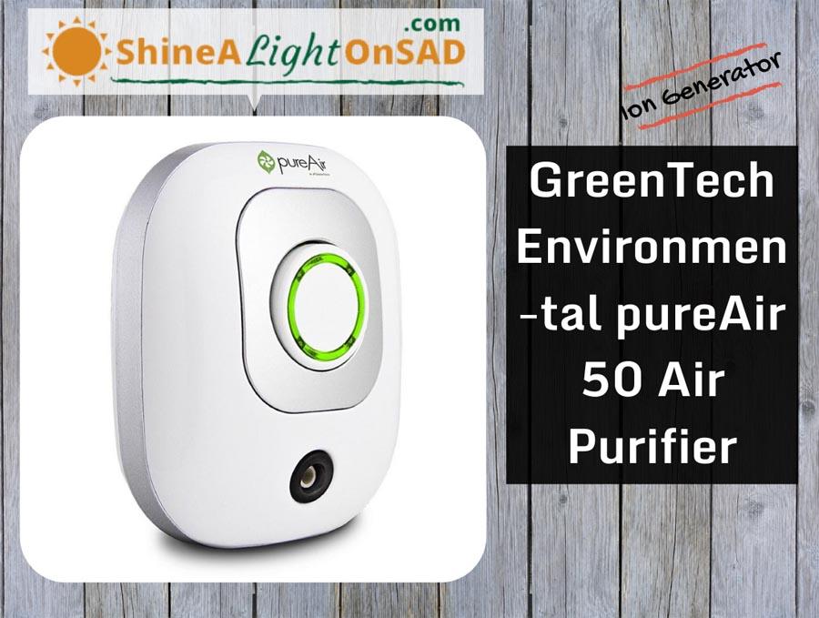 GreenTech Environmental pureAir 50 Air Purifier