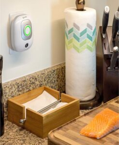 GreenTech Environmental pureAir 50 Air Purifier on wall
