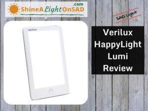 Verilux HappyLight Lumi header